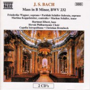 Christian Brembeck: Bach: Mass in B minor - CD
