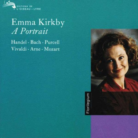 Christopher Hogwood, Emma Kirkby, The Academy of Ancient Music: Emma Kirkby - A Portrait - CD