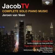 Jeroen van Veen, Sandra van Veen, Ronald Brautigam, Netherlands Radio Chamber Philharmonic, Thierry Fischer: Ter Veldhuis: Complete Piano Music - CD