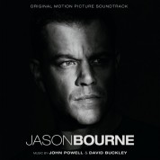 John Powell, David Buckley: Jason Bourne (Soundtrack) - Plak