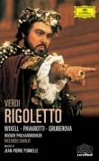 Edita Gruberova, Ferruccio Furlanetto, Ingvar Wixell, Luciano Pavarotti, Riccardo Chailly, Wiener Philharmoniker: Verdi: Rigoletto - DVD