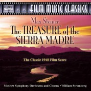 William Stromberg: Steiner: Treasure of the Sierra Madre (The) - CD