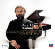 Edo de Waart, London Philharmonic Orchestra, Radu Lupu: Brahms: Piano Concerto No.1 - CD