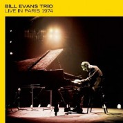 Bill Evans: Live in Paris 1974 - CD