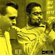 Dizzy Gillespie, Stan Getz: Diz And Getz - Plak