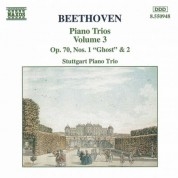 Stuttgart Piano Trio: Beethoven: Piano Trios Op. 70, Nos. 1 and 2 - CD