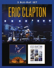 Eric Clapton: Slowhand At 70: Live At The Royal Albert Hall / Planes, Trains And Eric - BluRay