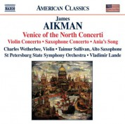 Charles Wetherbee: Aikman: Venice of the North Concerti - CD