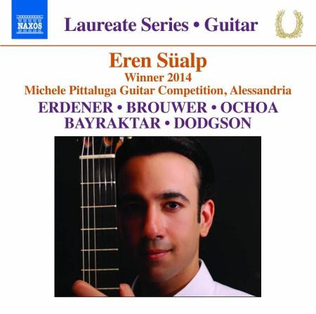 Eren Süalp: Guitar Recital - CD