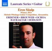 Eren Süalp: Guitar Recital - CD