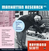 Raymond Scott: Manhattan Research, Inc. - Plak