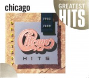 Chicago: Greatest Hits 1982-1989 - CD