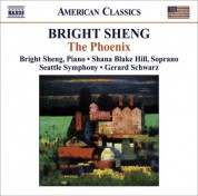 Gerard Schwarz: Bright Sheng: The Phoenix - CD