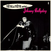 Johnny Hallyday: Tête A Tête + 4 Bonus Tracks in Solid Brown Vinyl. - Plak