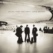 U2: All That You Can't Leave Behind (Remastered 2017) - Plak