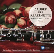 Sharon Kam, Gewandhausorchester Leipzig, Kurt Masur: Weber: Magic Of The Clarinet - CD