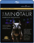 Birtwistle: The Minotaur - BluRay