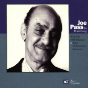 Joe Pass In Hamburg - CD