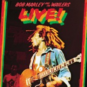 Bob Marley & The Wailers: Live! (Limited 3LP Set) - Plak