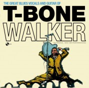 T-Bone Walker: The Great Blues Vocals And Guitar Of T-Bone Walker - +4 Bonus Tracks - Plak