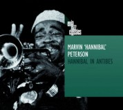 Marvin 'Hannibal' Peterson: Hannibal In Antibes - CD