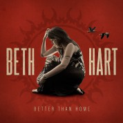 Beth Hart: Better Than Home (Red Vinyl) - Plak