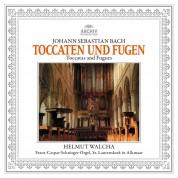 Helmut Walcha: Toccatas & Fugues Bwv 565, 540, 538 & 564 - Plak