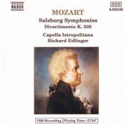 Mozart: Salzburg Symphonies - CD