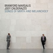Branford Marsalis: Songs of Mirth and Melancholy - CD