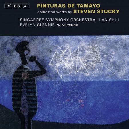 Evelyn Glennie, Singapore Symphony Orchestra, Lan Shui: Stucky: Pinturas de Tamayo - CD