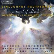 Tapiola Sinfonietta, Jean-Jacques Kantorow: Rautavaara - Angel of Dusk - CD