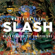Slash: World On Fire - CD
