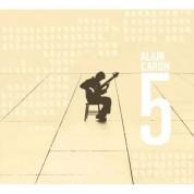 Alain Caron: 5 - CD