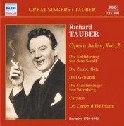 Tauber, Richard: Opera Arias (1926-1946) - CD