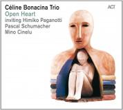 Céline Bonacina Trio: Open Heart - CD