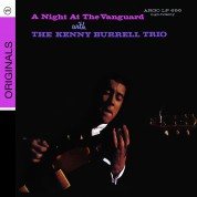 Kenny Burrell: A Night At The Vanguard - CD