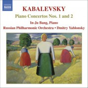 Kabalevsky: Piano Concertos Nos. 1 and 2 - CD