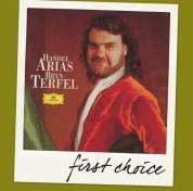 Bryn Terfel, Scottish Chamber Orchestra, Sir Charles Mackerras: Handel: Arias - CD