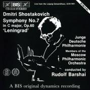 Junge Deutsche Philharmonie, Members of the Moscow Philharmonic Orchestra, Rudolf Barshai: Shostakovich: Symphony No. 7 - CD