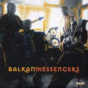 Balkan Messengers - CD