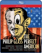 Glass: The Perfect American - BluRay