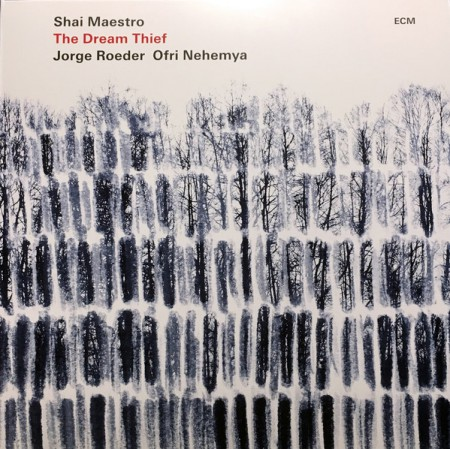 Shai Maestro: The Dream Thief - CD