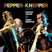 Pepper Adams, Jimmy Knepper: Pepper Knepper Quintet + 3 Bonus Tracks - CD