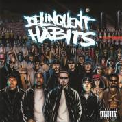 Delinquent Habits - Plak