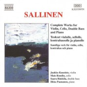 Sallinen: Complete Works for Violin, Cello, Double Bass and Piano - CD