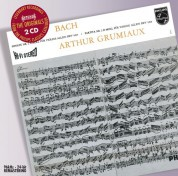 Arthur Grumiaux, Egida Giordani Sartori: Bach, J.S.: Sonatas And Partitas Bwv 1001–1006 - CD