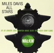 Miles Davis: Walkin´ - Plak
