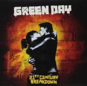 Green Day: 21st Century Breakdown - Plak