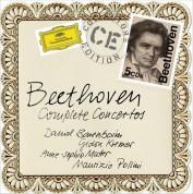 Anne-Sophie Mutter, Daniel Barenboim, Gidon Kremer, Maurizio Pollini: Beethoven: Complete Concertos - CD
