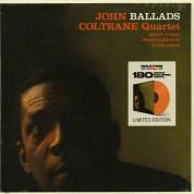 John Coltrane Quartet - Ballads + 1 Bonus Track! Limited Edition In Solid Orange Colored Vinyl. - Plak